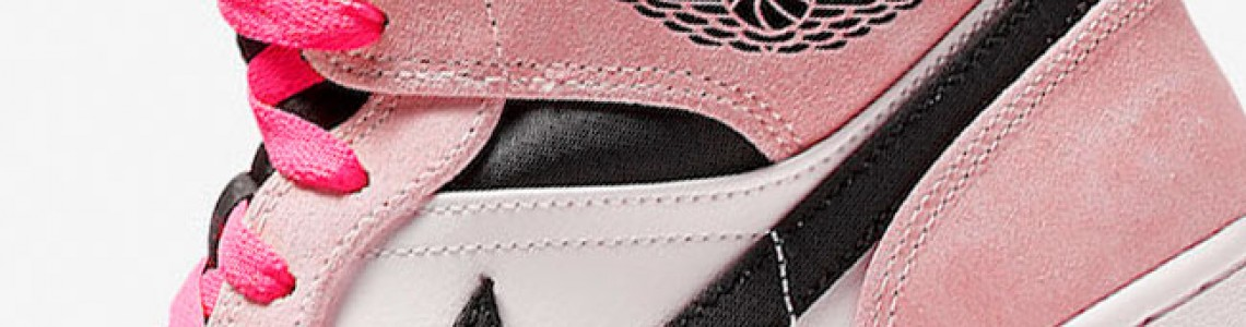 "Air Jordan 1 Mid ""Crimson Tint"",High-value color matching for men and women!"