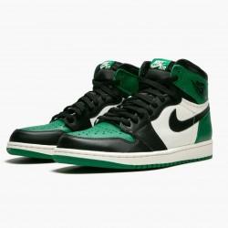 "Air Jordan 1 Retro High ""Pine Green"" AJ1 555088 302 Pine Green/Black-Sail Jordan"