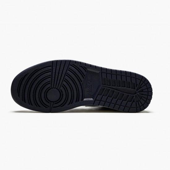 Air Jordan 1 Retro High OG Obsidian/University Blue 555088 140 AJ1