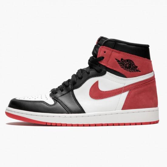 Air Jordan 1 Retro High OG Track Red Summit White/Track Red-Black 555088 112 AJ1 Jordan