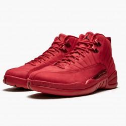 "Air Jordan 12 Retro ""Gym Red"" AJ12 130690 601 Gym Red/Black-Gym Red Jordan"