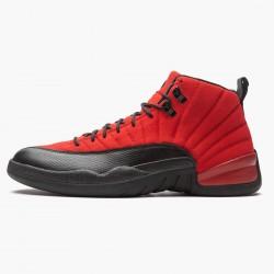 """Air Jordan 12 Retro """"Reverse Flu Game"""" AJ12 CT8013 602 Varsity Red/Black Concord Jordan"""