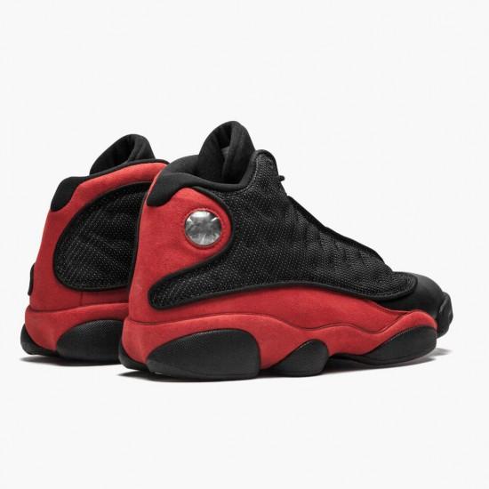 Air Jordan 13 Retro Bred (2017) 414571 004 Black/True Red-White AJ13 Jordan