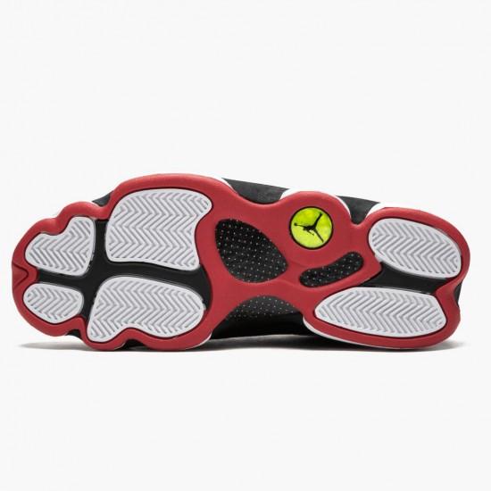 Air Jordan 13 Retro He Got Game 414571 104 White/Black-True Red AJ13 Jordan
