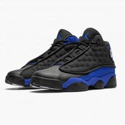 "Air Jordan 13 Retro ""Hyper Royal"" Black/Hyper Royal-Black-White 414571 040 AJ13 Jordan"
