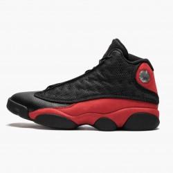 "Air Jordan 13 Retro ""Bred (2017)"" 414571 004 Black/True Red-White AJ13 Jordan"