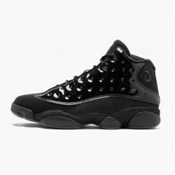 """Air Jordan 13 Retro """"Cap and Gown"""" Black 414571 012 AJ13 Jordan"""