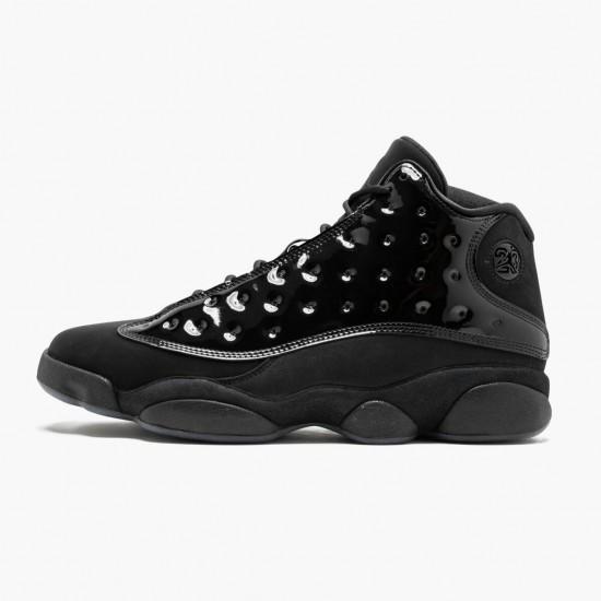 Air Jordan 13 Retro Cap and Gown Black 414571 012 AJ13 Jordan