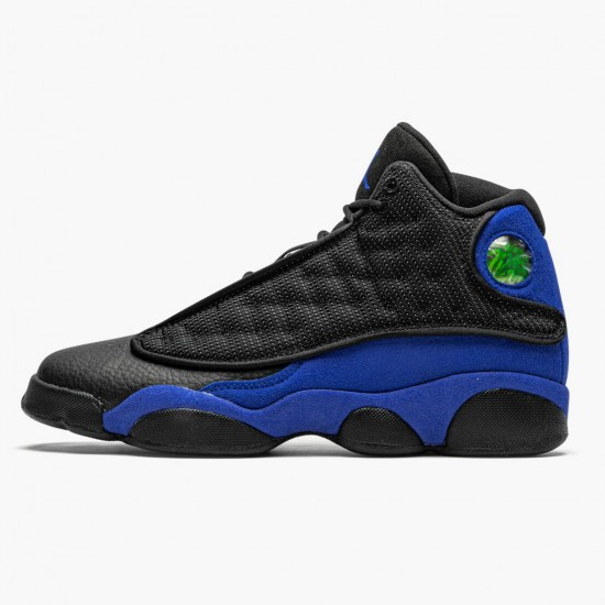 Air Jordan 13 Retro Hyper Royal Black/Hyper Royal-Black-White 414571 040 AJ13 Jordan