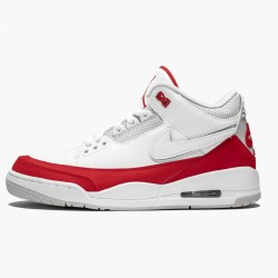 "Air Jordan 3 Retro ""Tinker"" CJ0939 100 White/University Red-Neutral G AJ3 Jordan"