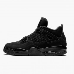 "Air Jordan 4 Retro ""Black Cat"" CU1110 010 Black/Black-Light Graphite AJ4 Jordan"