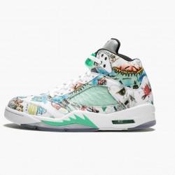 "Air Jordan 5 Retro ""Wings"" Multi Color/Multi Color AV2405 900 AJ5 Jordan"