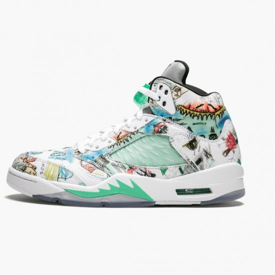 Air Jordan 5 Retro Wings Multi Color/Multi Color AV2405 900 AJ5 Jordan