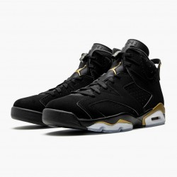 "Air Jordan 6 Retro ""DMP"" 2020 Black/Metallic Gold CT4954 007 AJ6"