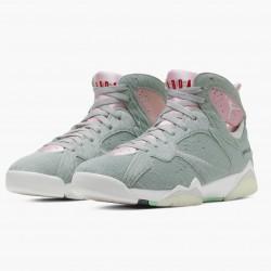 "Air Jordan 7 Retro ""Neutral Grey"" Reflect Grey/Pink-White CT8528 002 AJ7 Jordan"