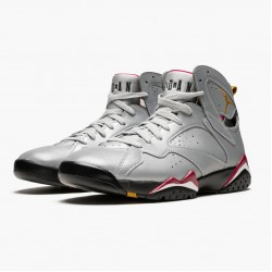"Air Jordan 7 Retro ""Reflections of A Champion"" Reflect Silver/Cardinal Red-Bl BV6281 006 AJ7 Jordan"