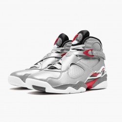 "Air Jordan 8 ""Reflections of a Champion"" Reflect Silver/Hyper Blue-True AJ8 CI4073 001"